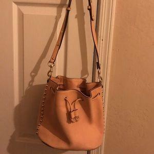 Rebecca Minkoff Bucket Bag Apricot